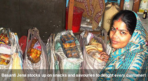 Delightful Snacks